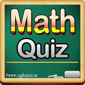 Basic Maths Questions and Answers Quiz | Maths Gk for