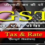 GST Tax, GST Tax Rate, GST Tax Slabs, GST Tax Rate, Hotel Gst Rate Slab, GST on Hotel Bill, Hotel Room GST Rate, GST Questions in Hindi, GST Tax Rate in India, About GST, GST Taxes, General Knowledge of GST, Goods and Service Tax in India, GST, GST Bill, GST General Questions in Hindi, GST Gk in Hindi
